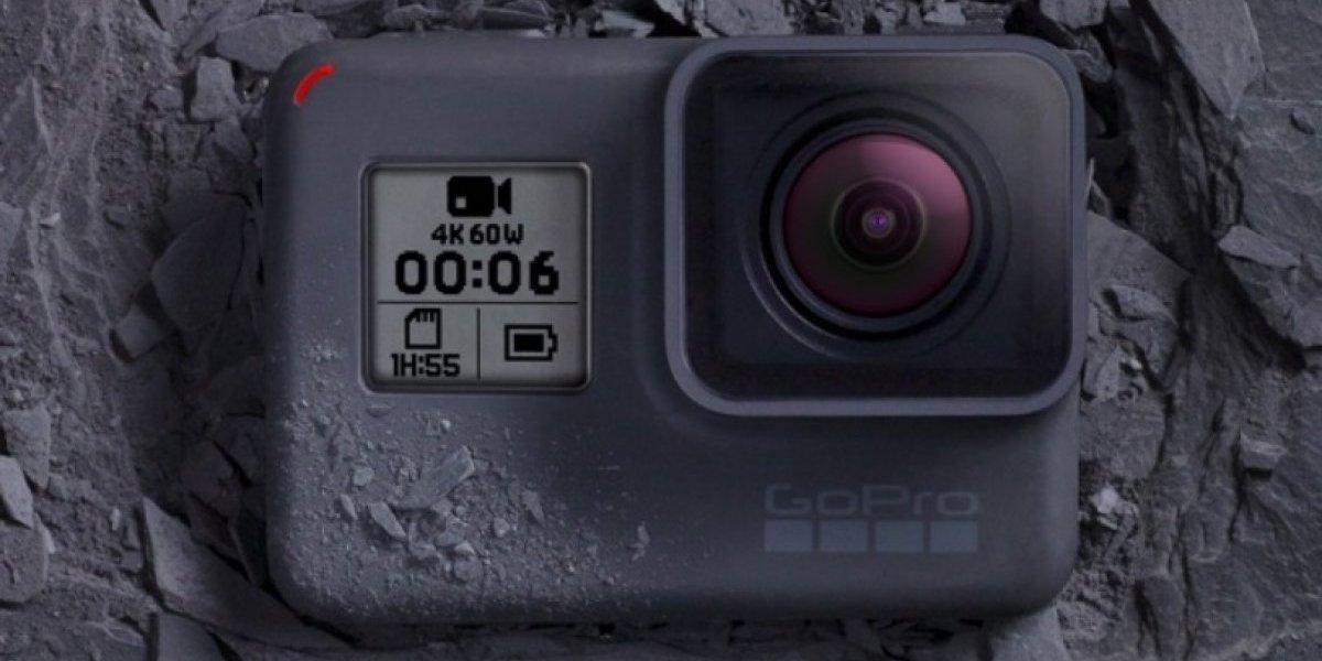 Fusion y Hero 6: las nuevas cámaras de GoPro
