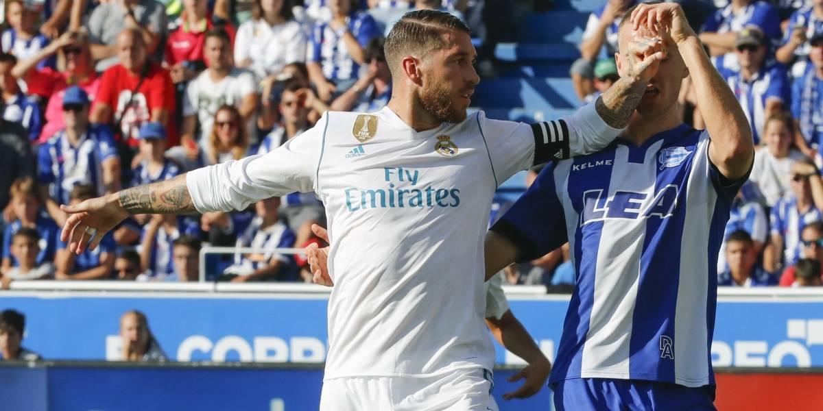 Sergio Ramos responde a polémico 'twit' de Gerard Piqué