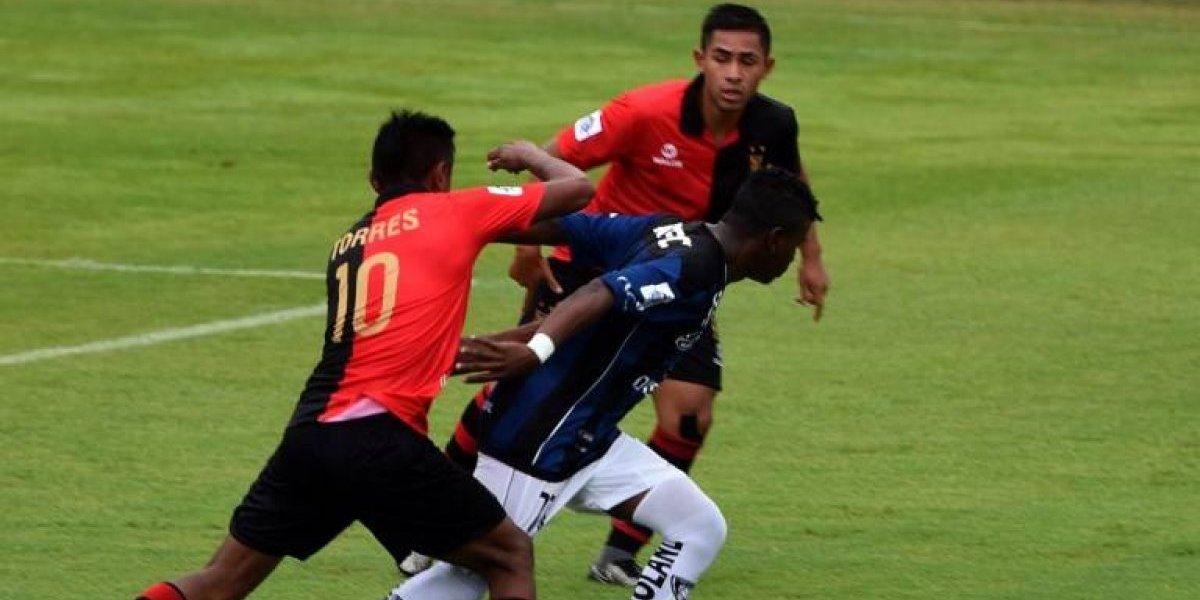 Ecuador sumó un nuevo talento juvenil para enfrentar a Chile