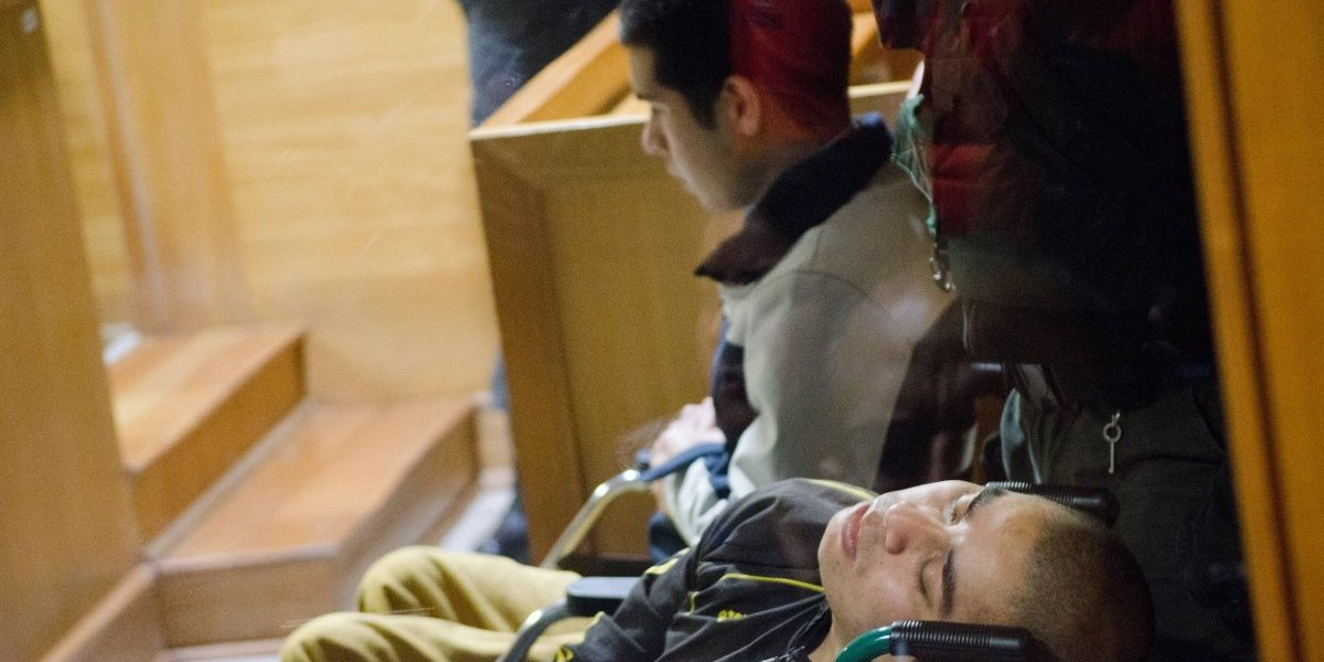 Tres de los cuatro comuneros mapuche abandonaron huelga de hambre
