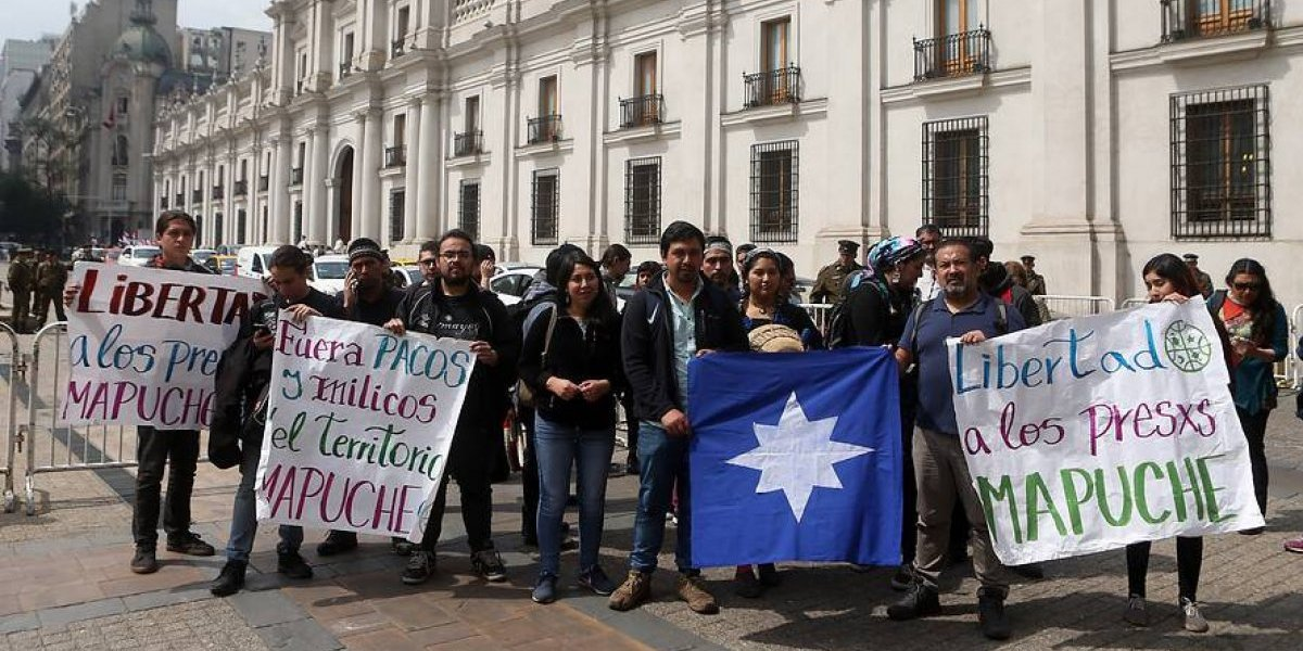 Corte de Temuco ordena hospitalización de dos comuneros mapuche luego 116 días de huelga de hambre