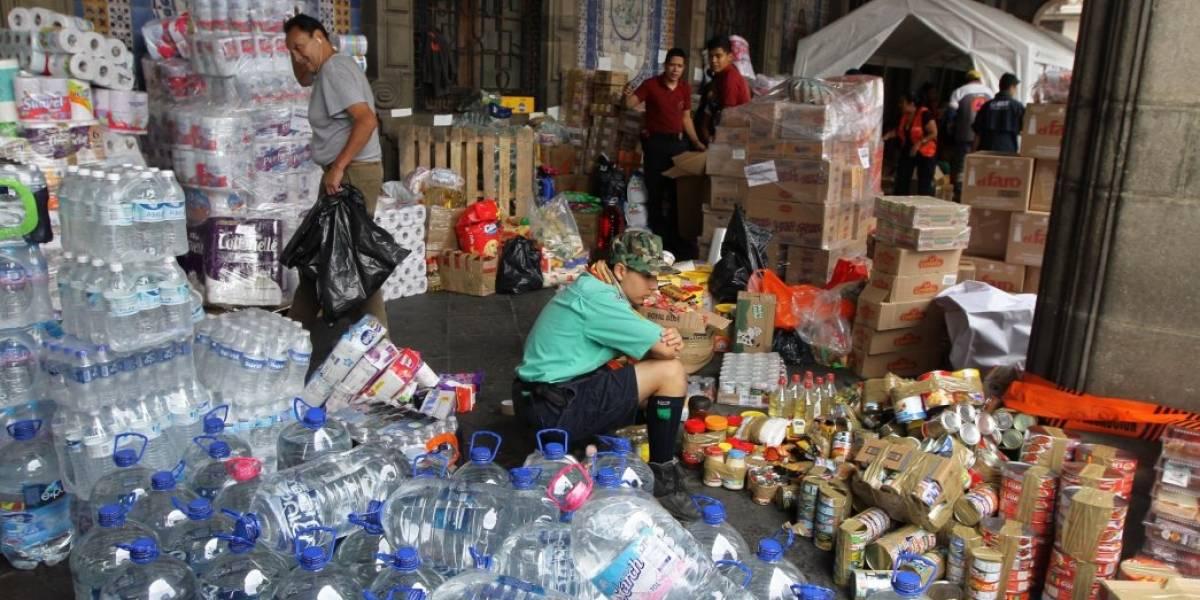 Fepade investiga ocho casos de desvío de víveres para damnificados