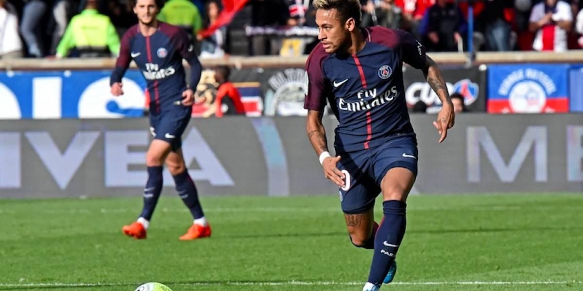Vea el golazo de Neymar con el que el PSG abrió la goleada contra el Bordeaux