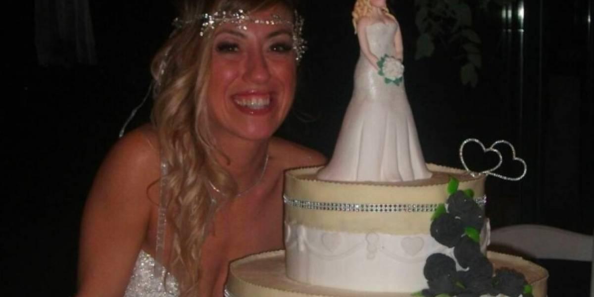 Mujer italiana decide casarse consigo misma, así fue la boda