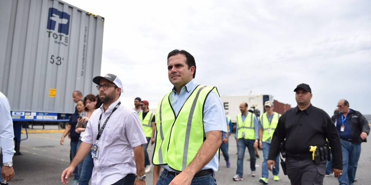 Últimos detalles de los trabajos para la recuperación del país