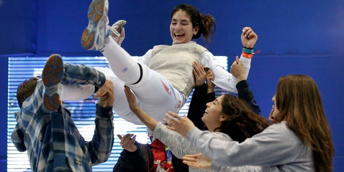 Chile empezó celebrando oros en el primer día de los Suramericanos de la Juventud