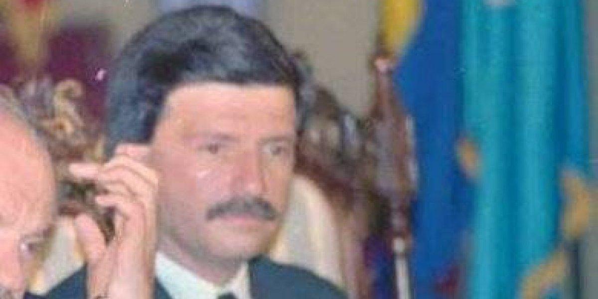 Deportan a Panamá al exministro de Gobernación de Serrano Elías