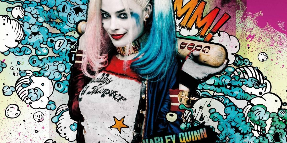 Harley Quinn cumple 25 años y Warner lo celebra