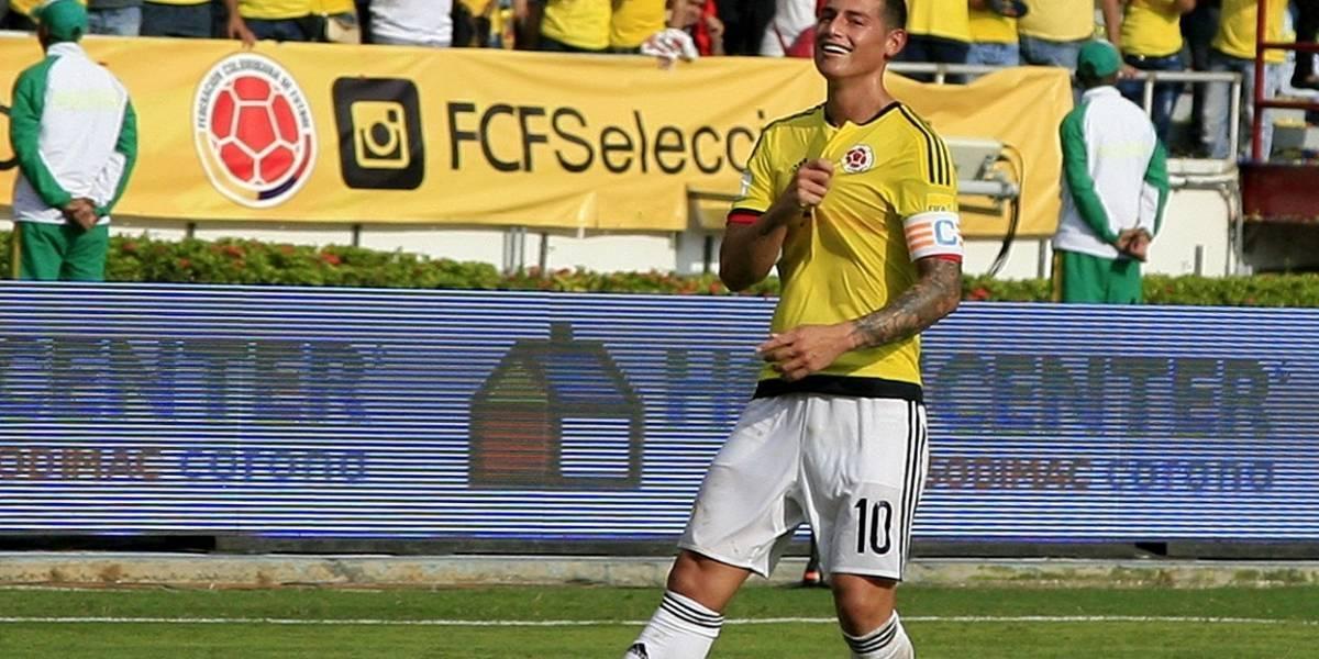 Esta sería la segunda camiseta de la Selección Colombia que se presentará el martes