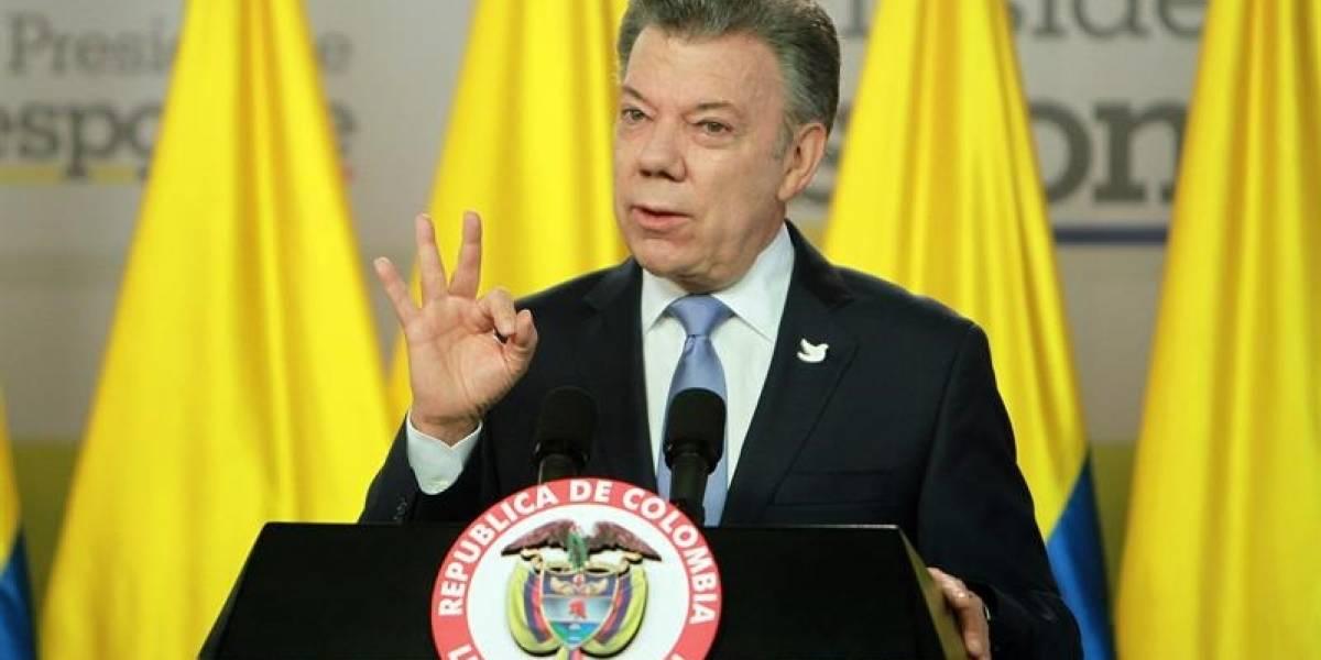 El plan de Santos para detener asesinatos de líderes sociales