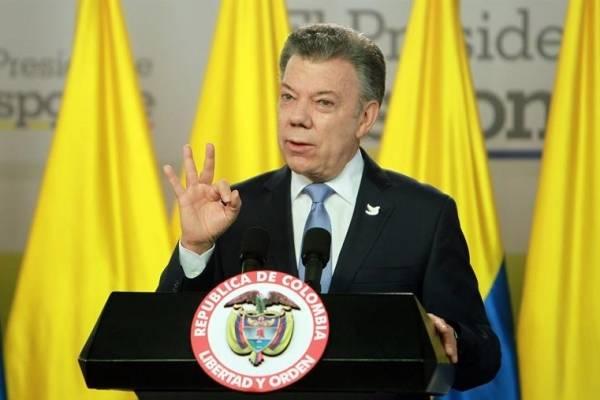 Opinión presidente Juan Manuel Santos sobre las Farc como terroristas