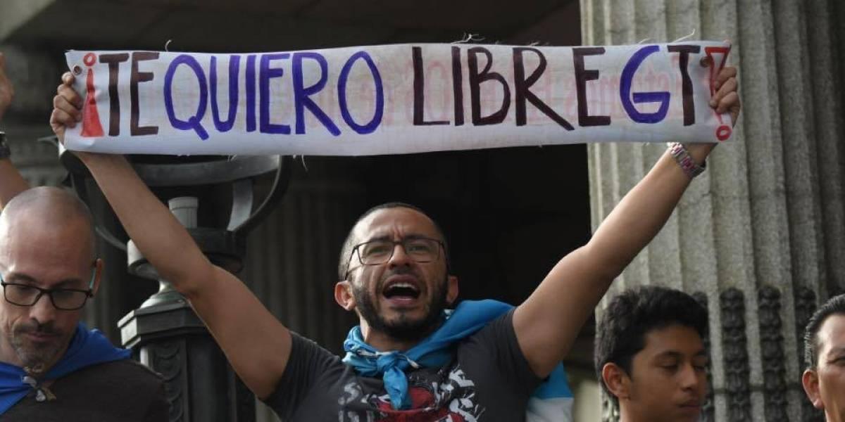 Septiembre: El mes de las protestas, antejuicios y renuncias en el gobierno de Jimmy Morales