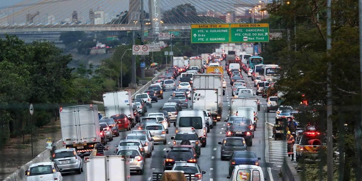 Alça de acesso da marginal Tietê terá novo horário livre
