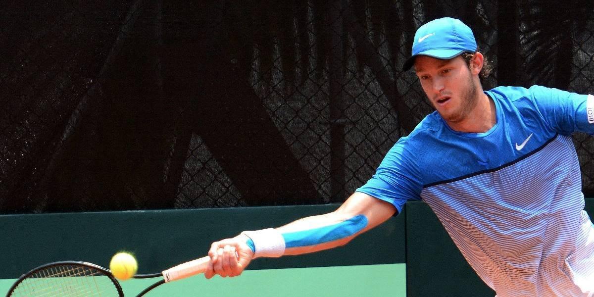 Debut y despedida: Nicolás Jarry dice adiós a la qualy del ATP de Tokio