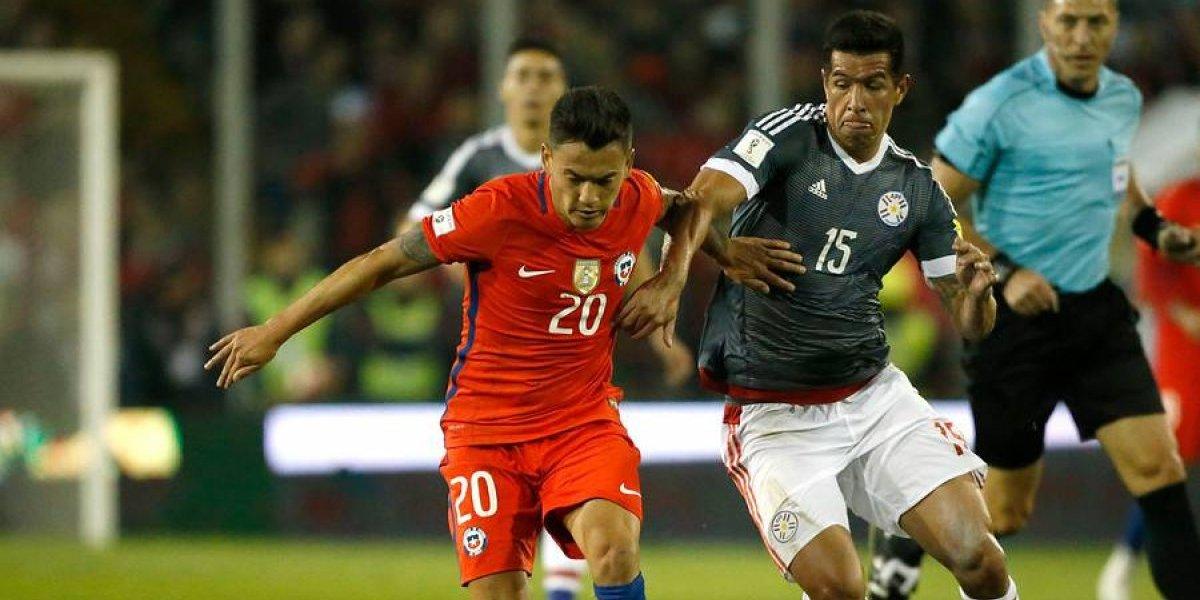 Nuevo problema para Pizzi: Charles Aránguiz sufre lesión y se perderá los partidos ante Ecuador y Brasil