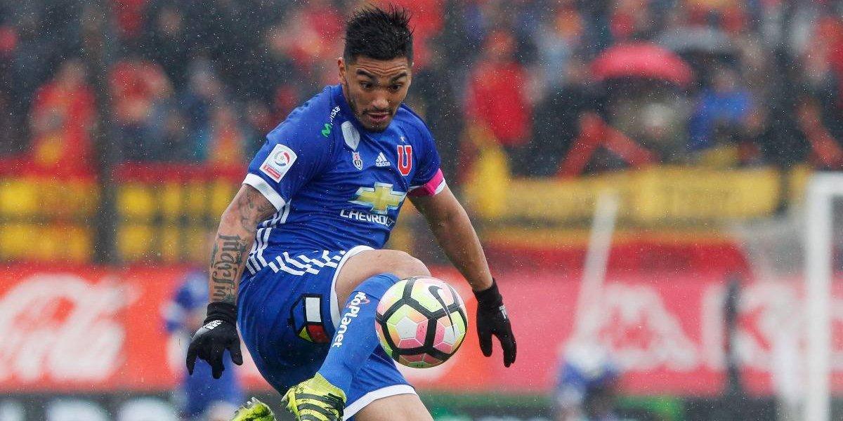 """Lolo Reyes se toma con calma un llamado a la Roja: """"Quiero ir por mi rendimiento, no porque falte un jugador"""""""