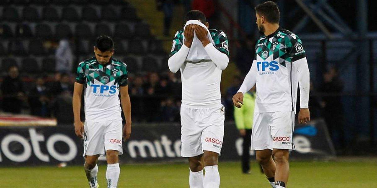 Huachipato le amargó la vida a Santiago Wanderers