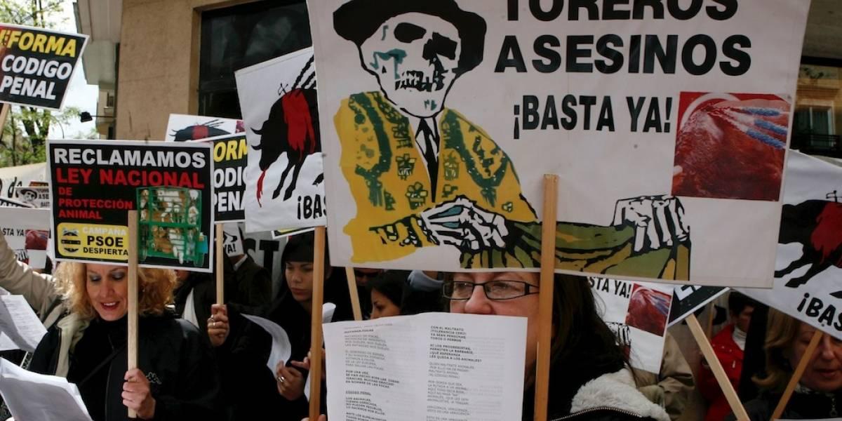 Animalistas preparan marcha antitaurina en Bogotá