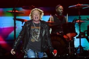 Stgo Rock City: The Who y Guns N' Roses