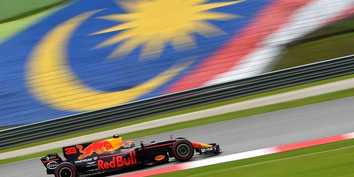 F1: Verstappen celebró sus 20 años ganando en Malasia