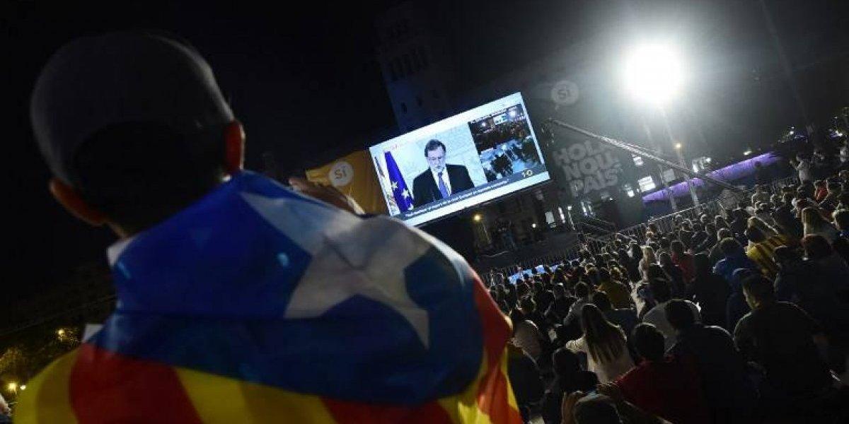 """Mariano Rajoy: """"no ha habido referéndum ilegal, se hizo respetar el Estado de Derecho"""""""