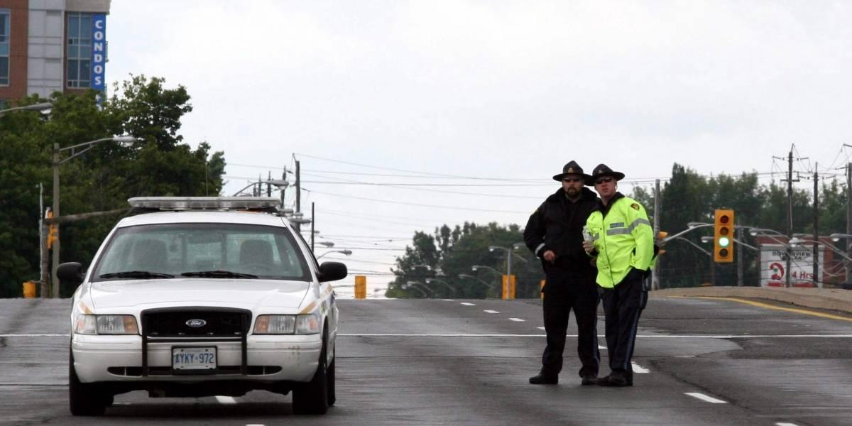 Presuntos ataques terroristas dejan 5 heridos en Canadá