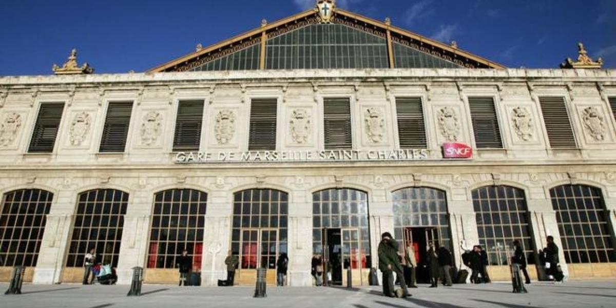Mueren dos mujeres en ataque con cuchillo en estación de tren de Francia