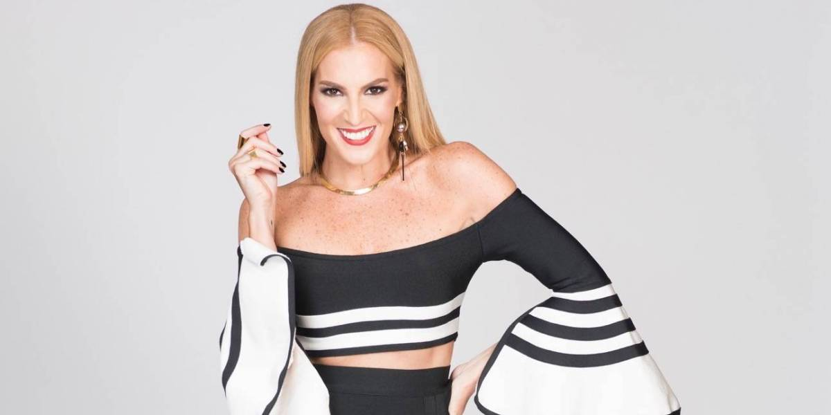 Angie Taddei estrena la segunda temporada de 'Cámbiame el look'