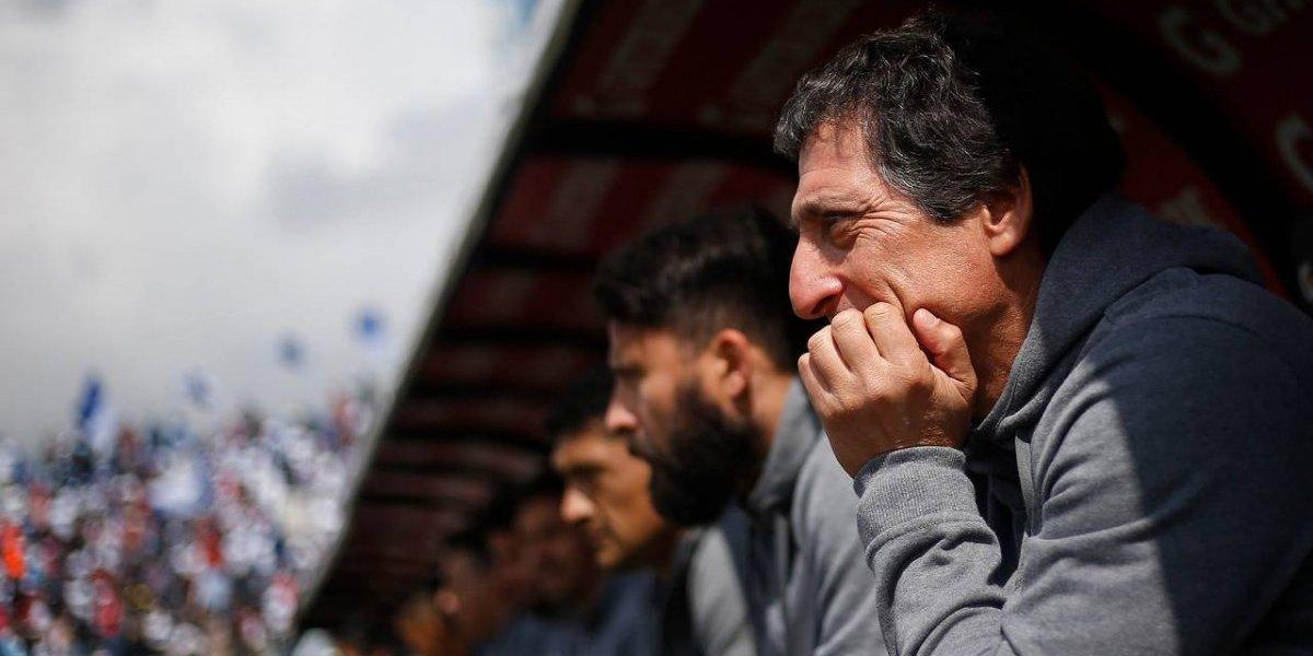 Trastienda de la UC: el postergado Zamora terminó con el equipo a su disposición