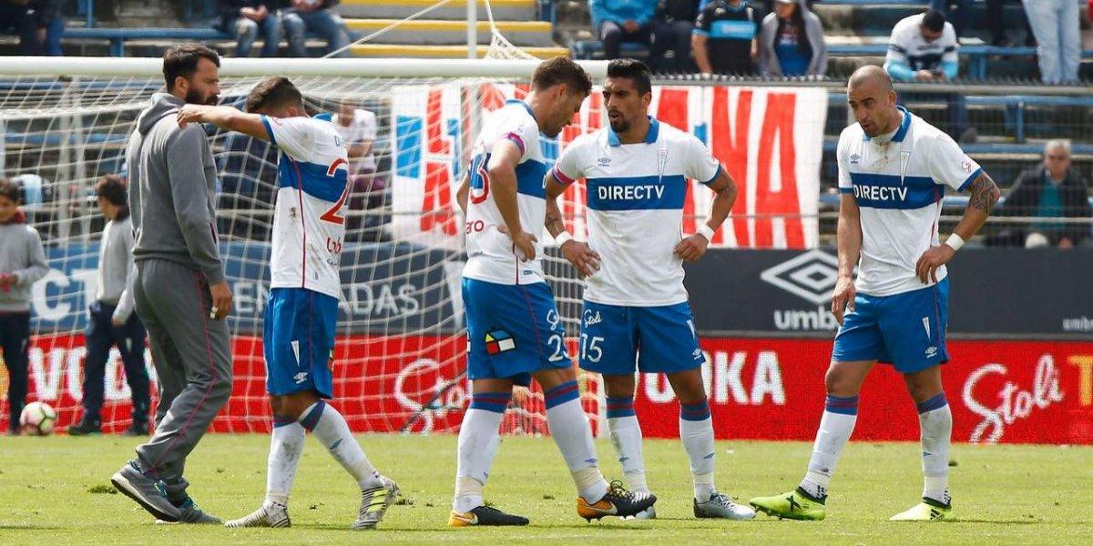 Uno a uno de la UC: Los Cruzados se dedicaron a anular al rival y siguen sin encontrar gol