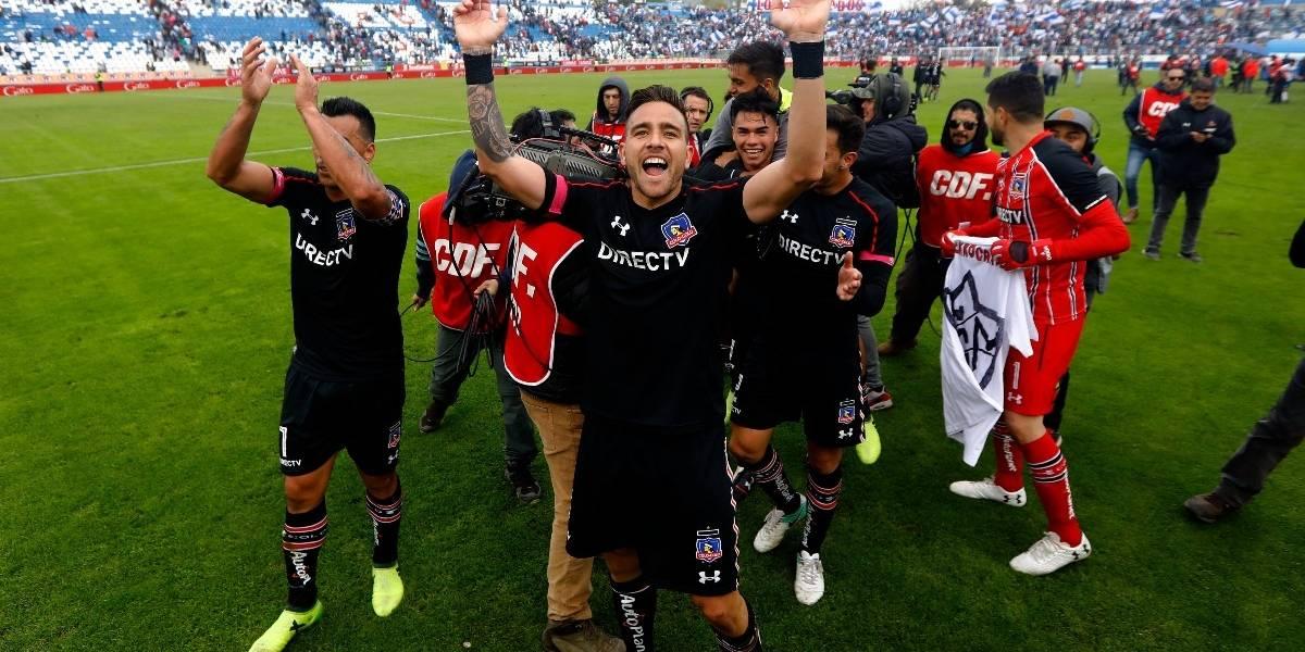 """Colo Colo avisa con su victoria clásica: """"Nos metemos de lleno en el torneo"""""""