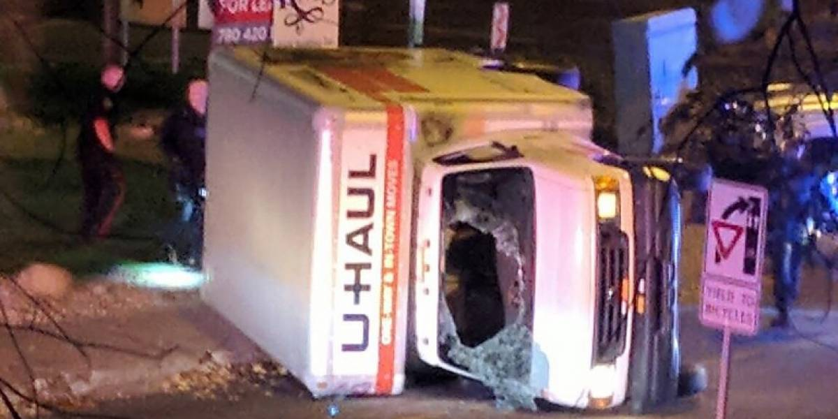 "Canadá: 5 heridos en incidentes que policía investiga como ""actos de terrorismo"""