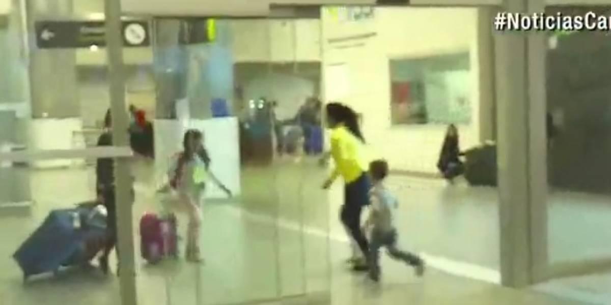 Video: el emotivo reencuentro de madre e hija tras estar separadas a la fuerza por cinco años