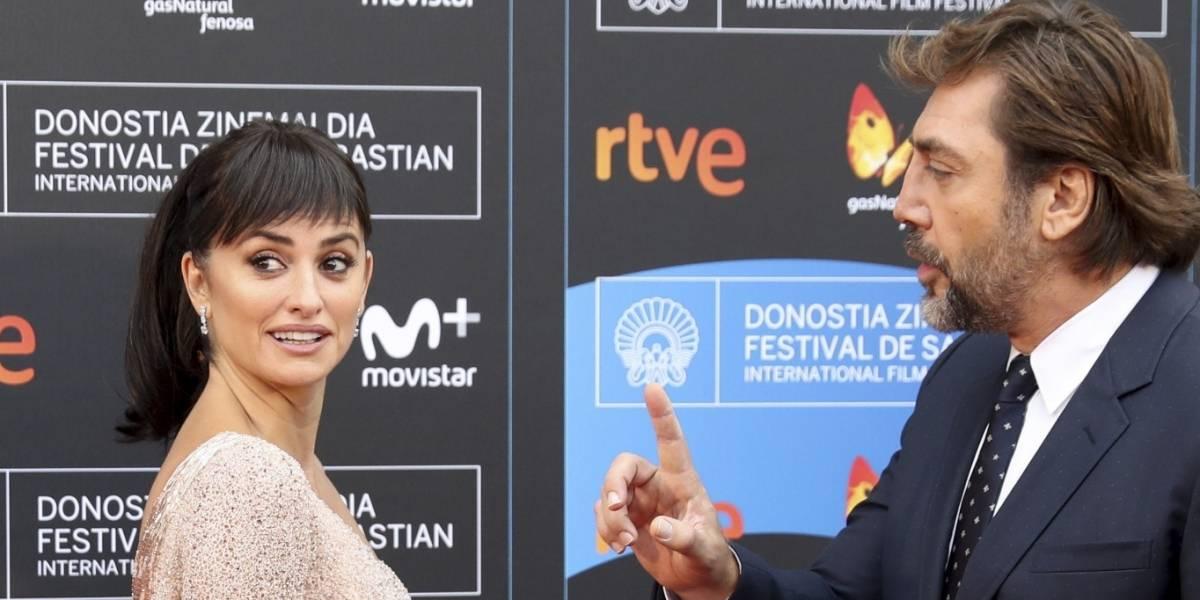 Penélope Cruz y Bardem presentan película sobre Pablo Escobar