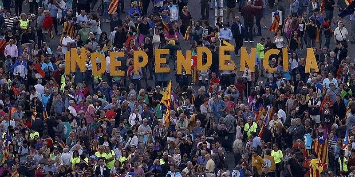 Referéndum de Cataluña: votaron 2,2 millones, 90% optó por la independencia y hay 844 heridos