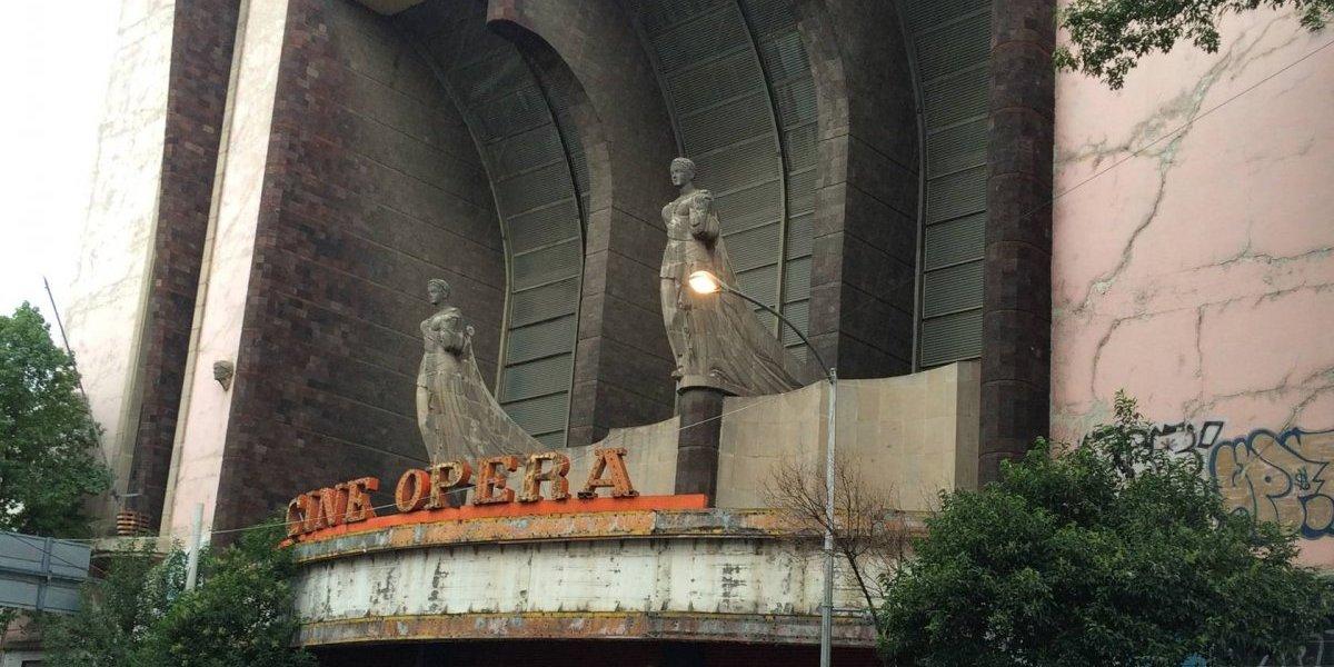 INBA descarta riesgo de colapso para el cine Ópera
