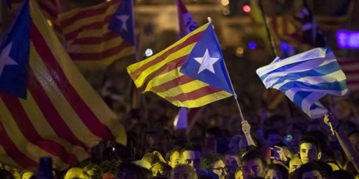 Presidente de Cataluña acusa de 'uso injustificado, irracional e irresponsable de la violencia'