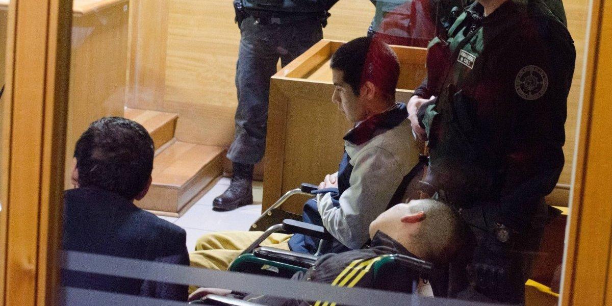 Gendarmería: comuneros mapuche se encuentran en proceso de rehidratación y realimentación