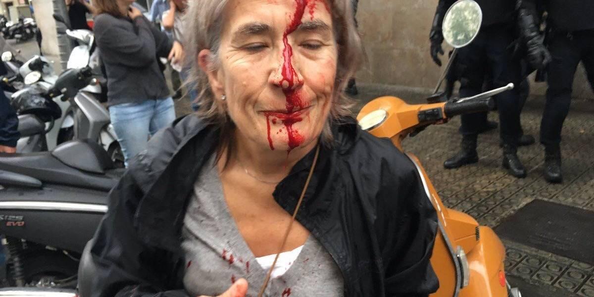 Cataluña se estremece tras disturbios para detener referéndum independentista
