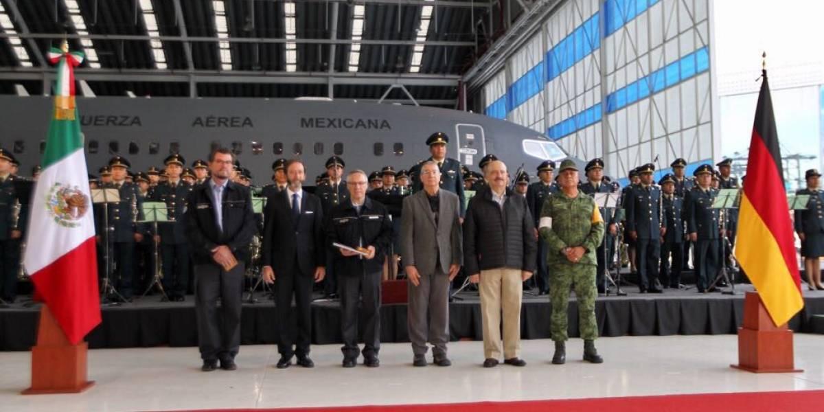 México agradece  apoyo internacional tras sismo y despide a delegaciones de Alemania y Perú
