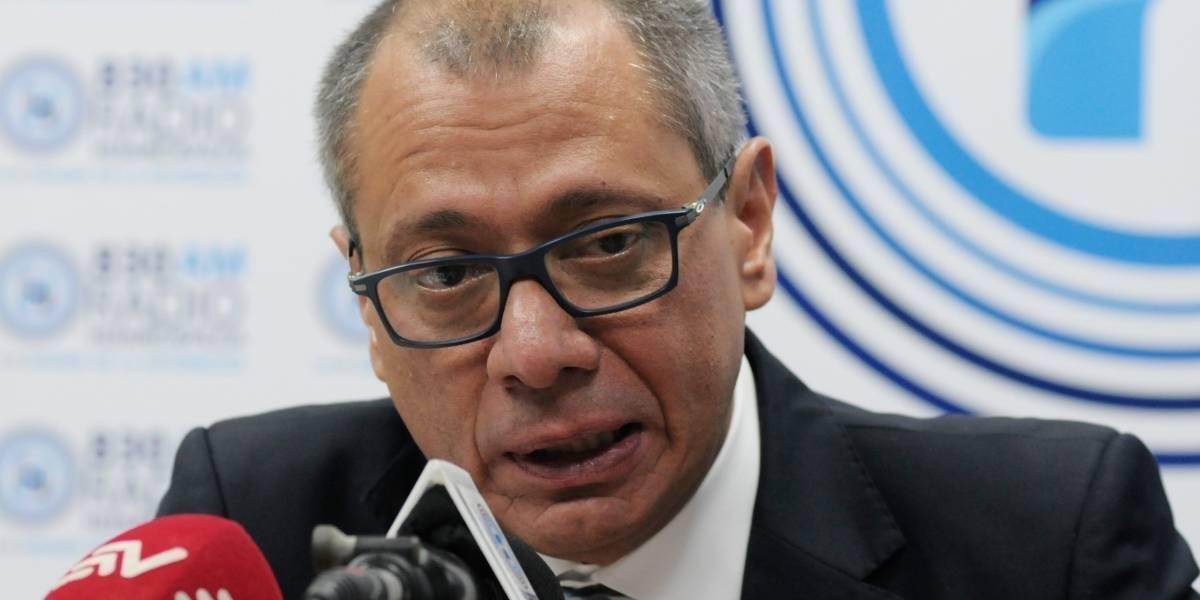 Ecuador en una situación inédita y complicada con vicepresidente en prisión