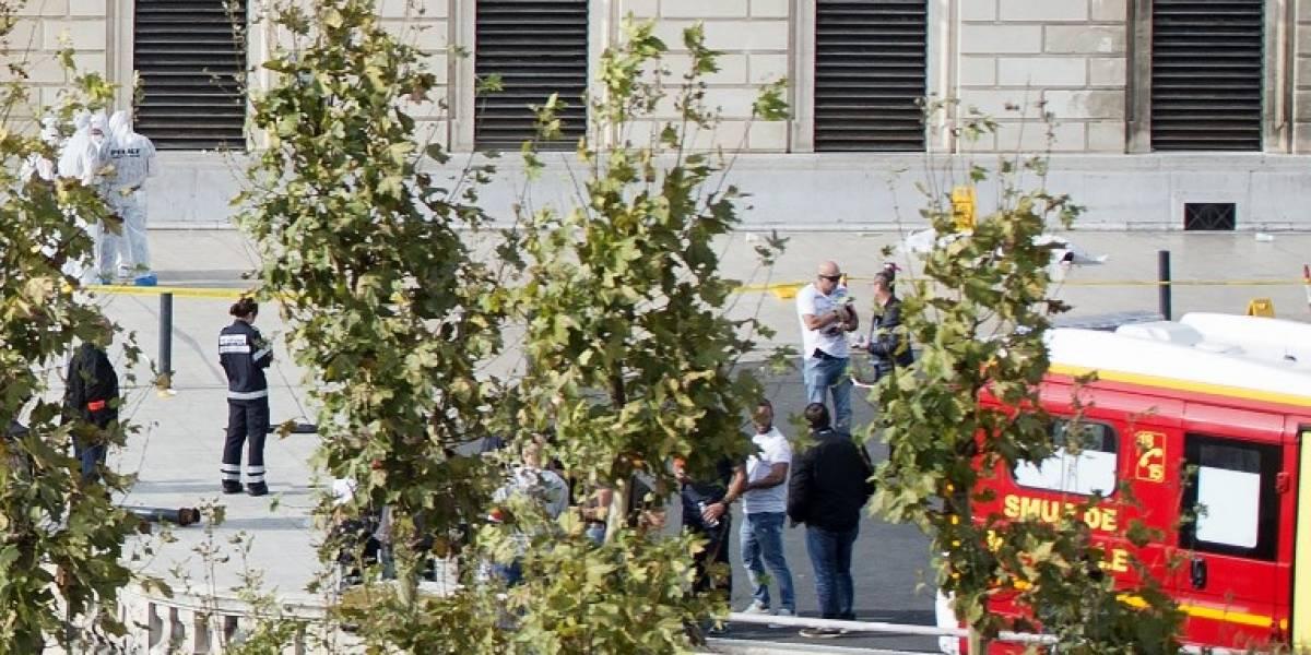 Estado Islámico reivindica ataque con cuchillo en Marsella