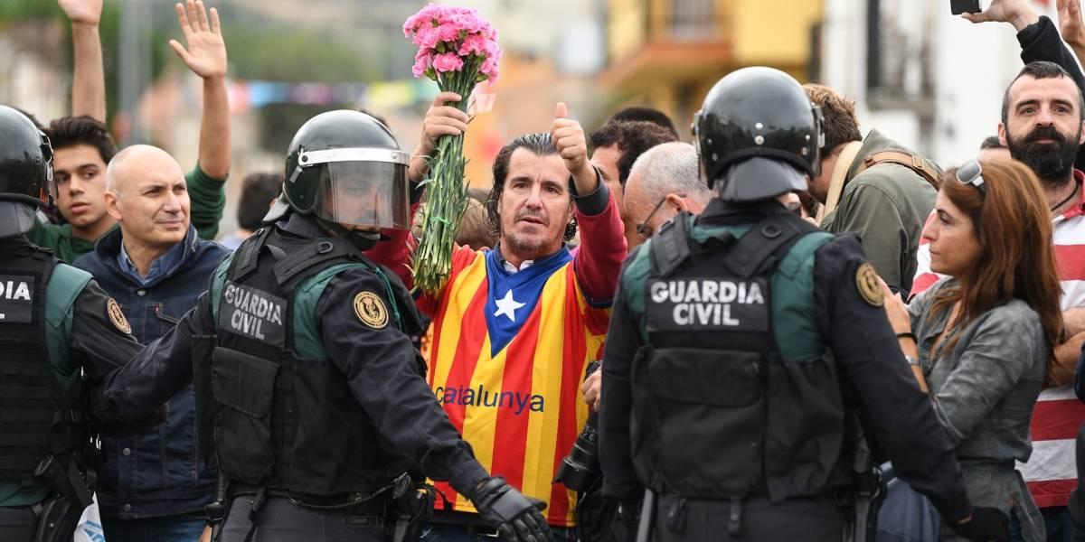 """Referendúm Cataluña: """"Esta era la única vía de conseguir que se pudiera votar"""""""