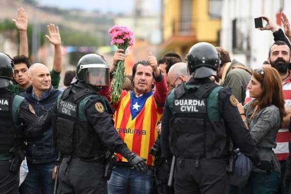 Referendúm en Cataluña