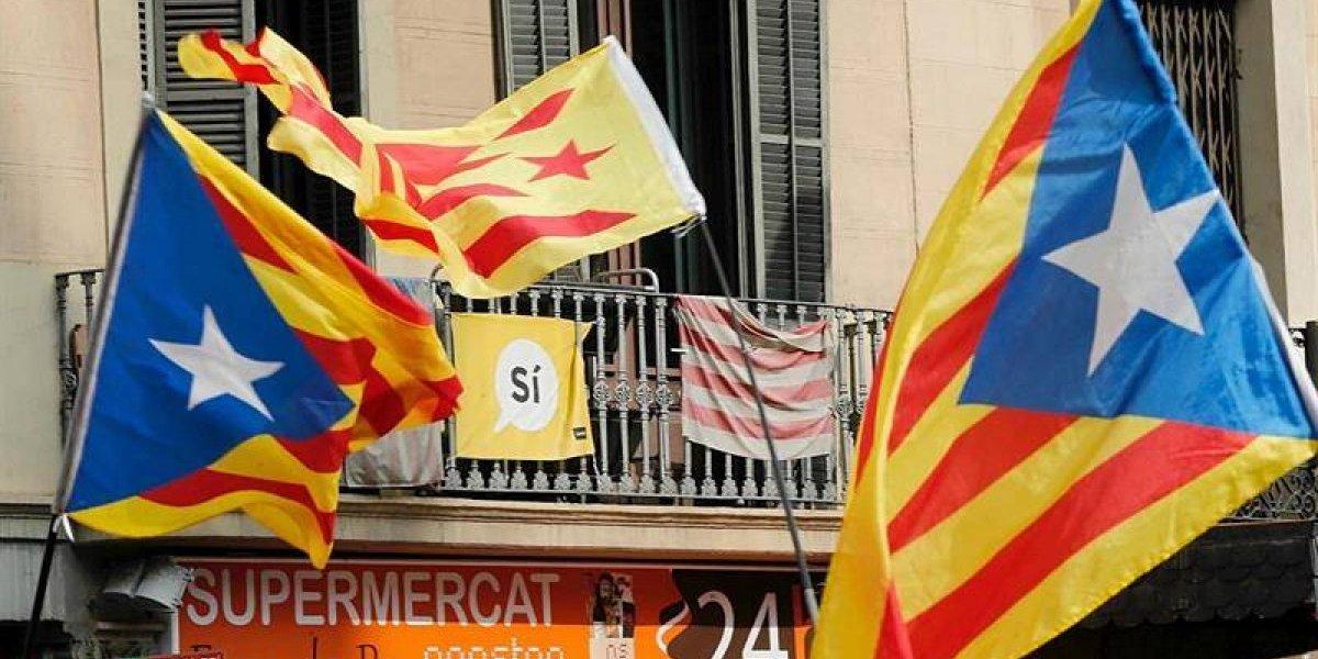 """Presidente de Cataluña: """"Ha ganado el derecho a tener un Estado Independiente"""""""