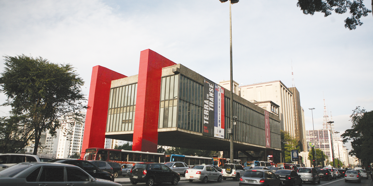 Banco Central empresta 21 obras de arte ao Masp