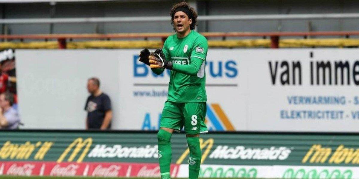 Dolorosa derrota para Guillermo Ochoa y el Standard de Lieja en Bélgica