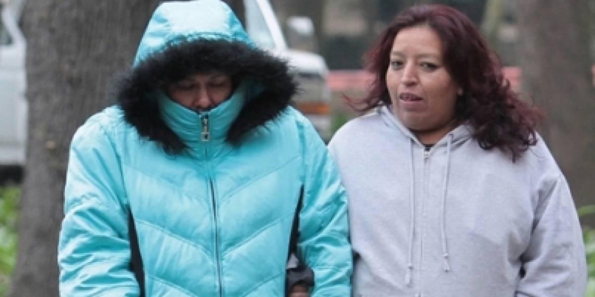 Frente frío número 3 ocasionará bajas temperaturas en gran parte del país