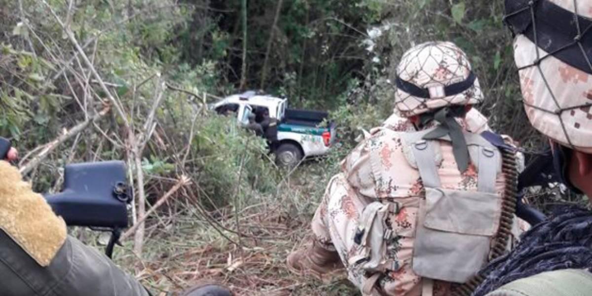 Mueren tres policías en ataque de guerrilleros en Miranda, Cauca