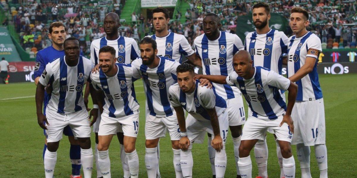 Benfica agudiza su crisis y Porto conserva su liderato tras empatar en duelos